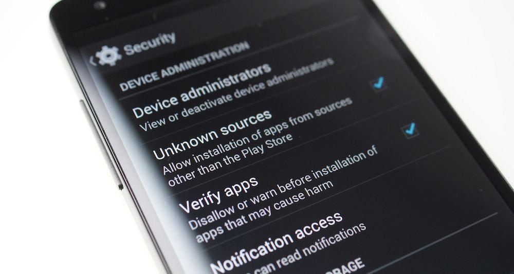 Verify Apps llega a Android 7.0 en adelante