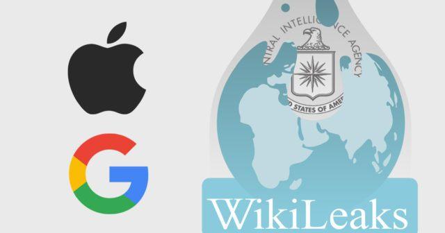 Muchas vulnerabilidades que muestra el documento sobre la CIA de WikiLeaks de Google y Apple están resueltas, pero no todas
