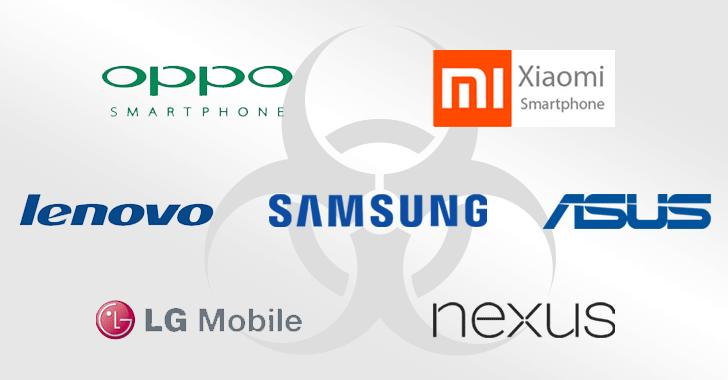 Se detecta malware preinstalado en al menos 36 modelos de Smartphones