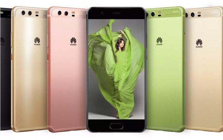 Huawei presenta el Huawei P10 y P10 Plus