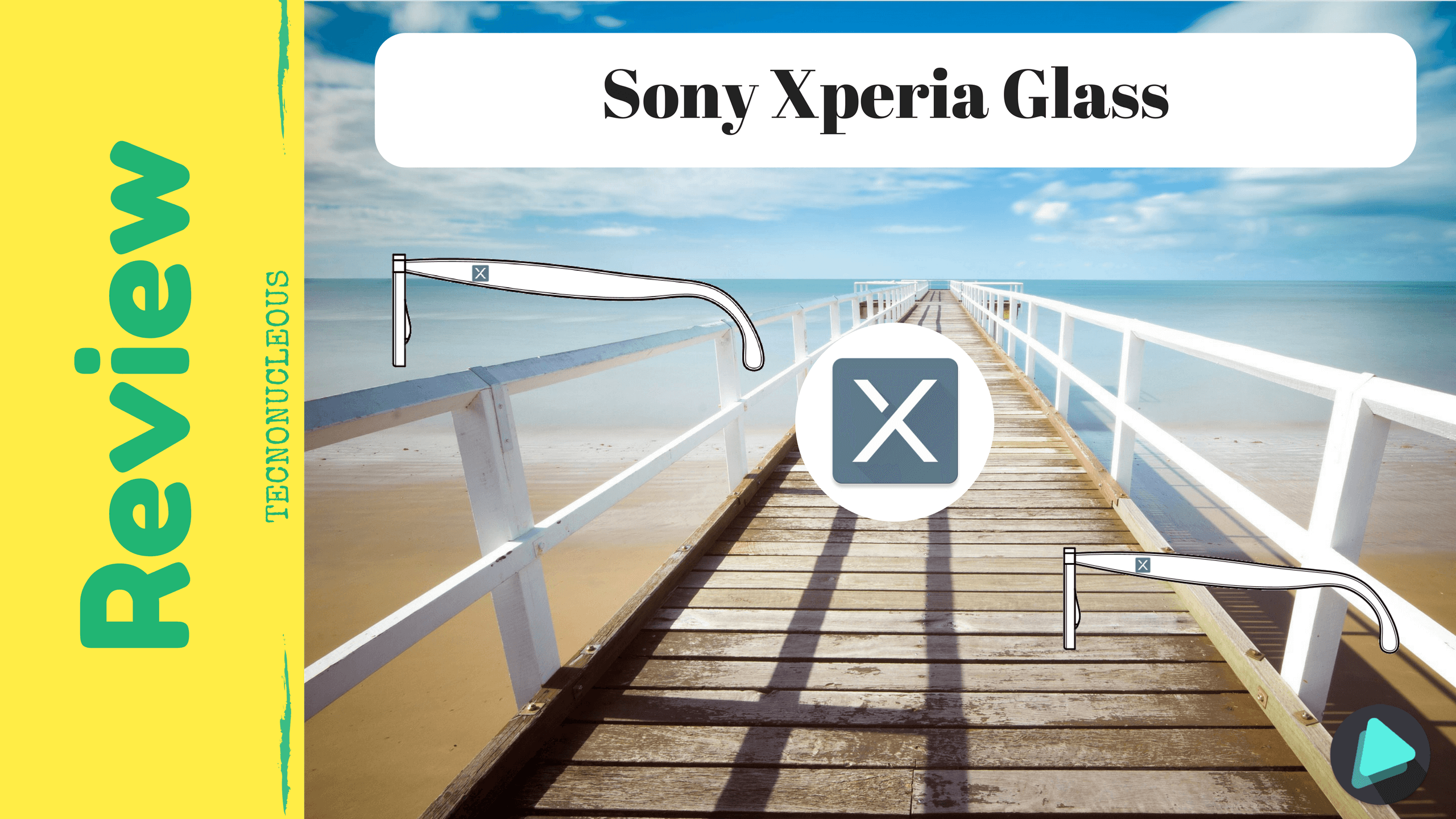 Review de las gafas Sony Xperia Glass