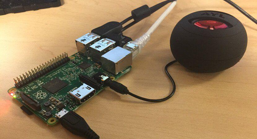 Crea tu propio Amazon Echo con una Raspberry Pi