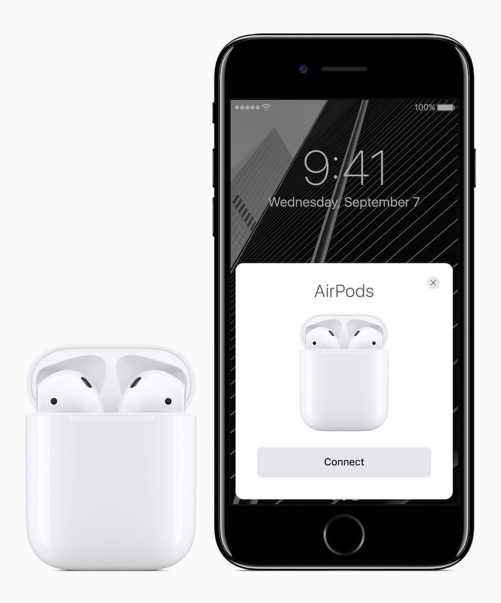 AirPods, Apple entra en el terreno de los auriculares inalámbricos