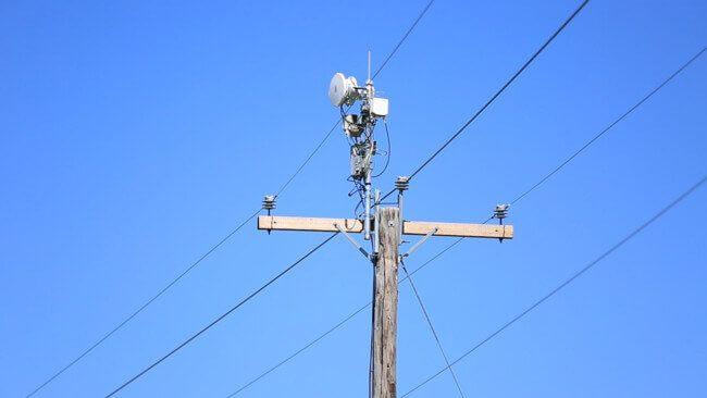 Internet inalámbrico multi-gigabit sobre el tendido eléctrico es el objetivo de AirGig