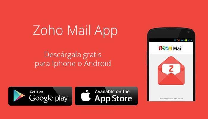 Como usar ZohoMail para tener una cuenta de correo personalizada con tu dominio
