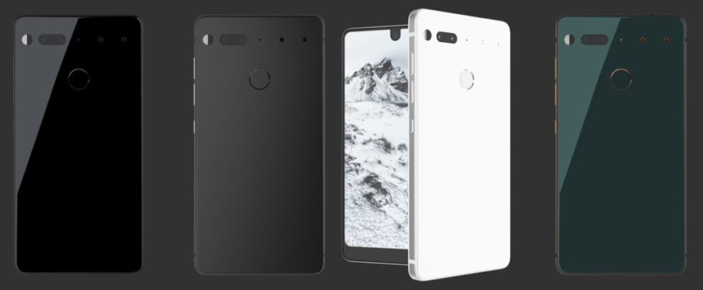 Essential Phone aparece en Best Buy en las versiones desbloqueadas y Sprint