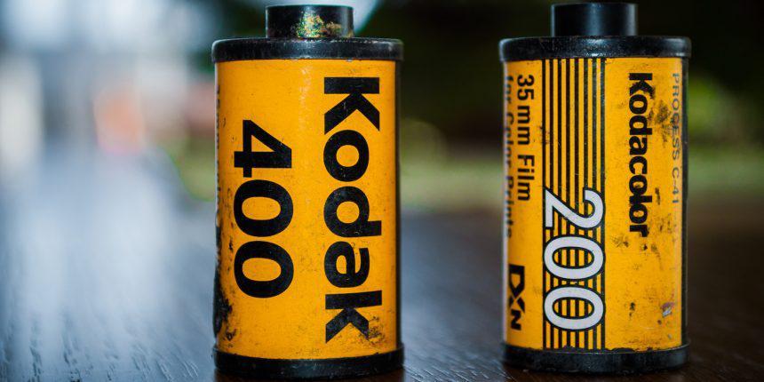 La marca de cámaras KODAK lanzará una criptomoneda para fotógrafos