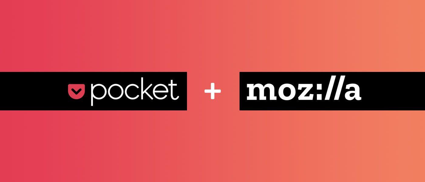 Mozilla comienza a publicar código de Pocket