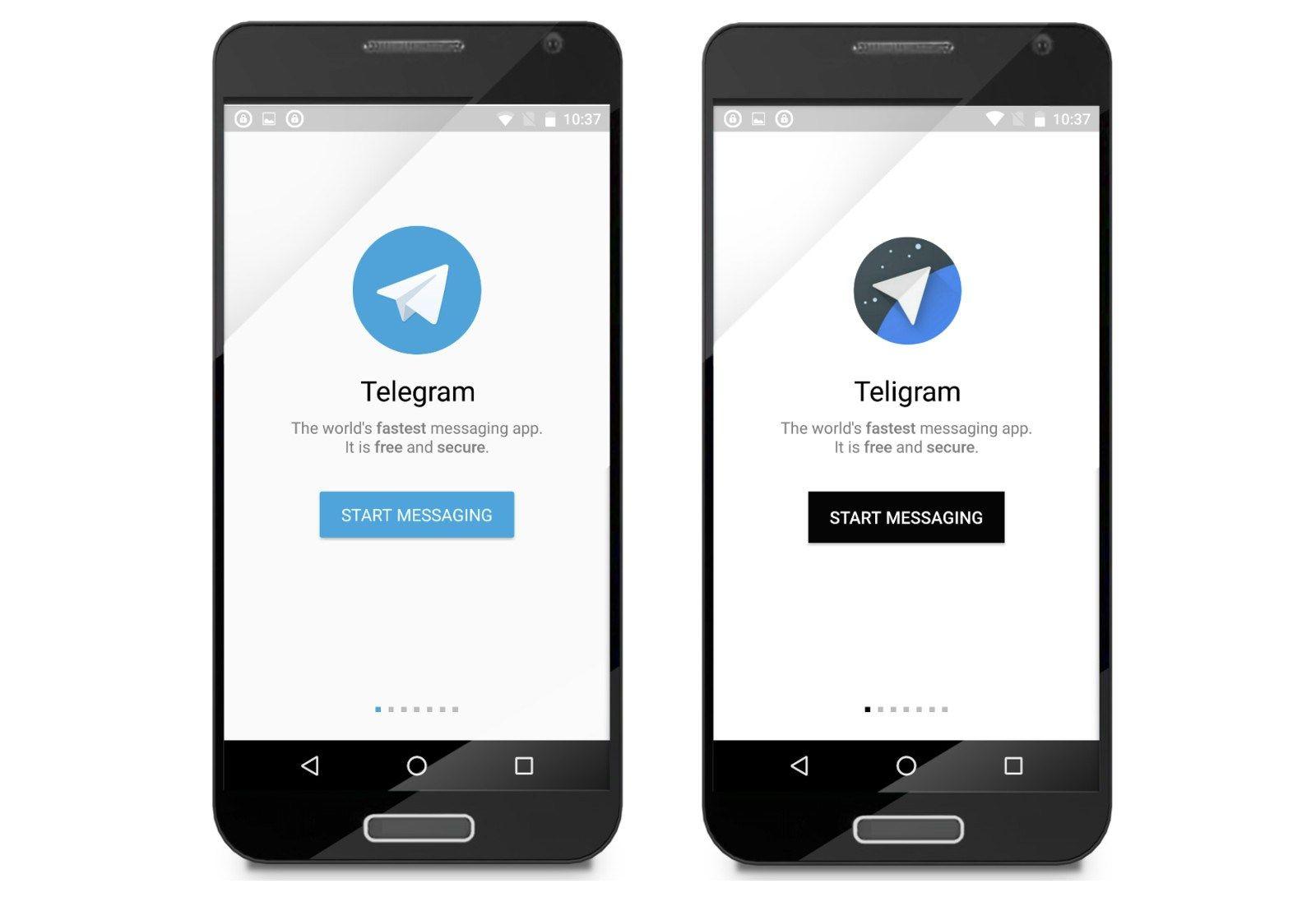 Telegram en el punto de mira de aplicaciones de malware y anuncios