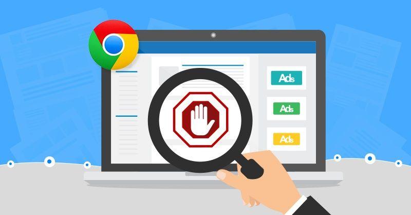 Como funciona el bloqueador de anuncios de Google?