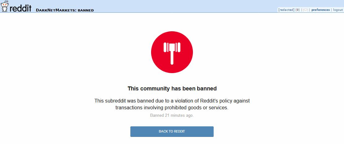 Reddit banea a la comunidad dedicada a los Dark Web Markets