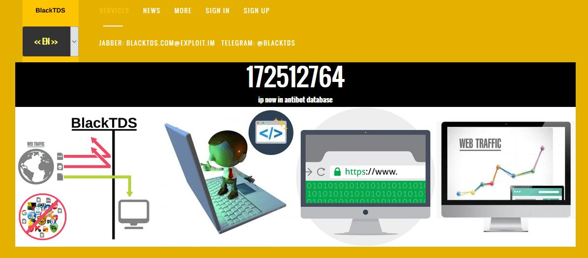 Los sistemas TDS son la próxima gran novedad en el mundo de las operaciones de cibercriminales
