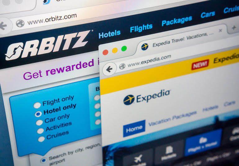 El sitio web de reservas de viajes Orbitz ha sido hackeado