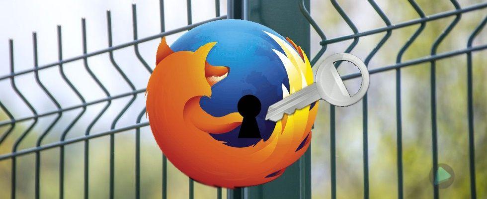 El sistema de contraseña maestra de Firefox ha estado mal protegido durante los últimos 9 años
