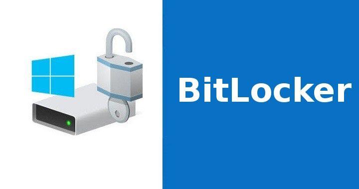 El programa de cifrado BitLocker de Microsoft