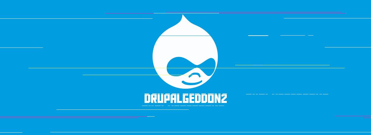 La explotación del error Drupalgeddon2 comienza después de la publicación del código PoC