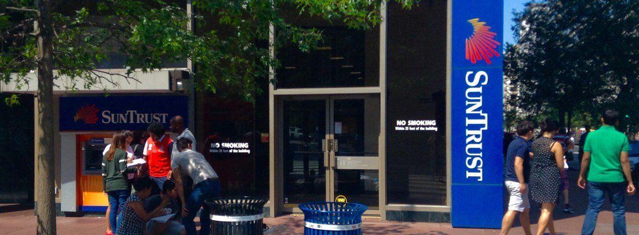 SunTrust Bank dice que un ex empreado robó datos de 1.5 millones de clientes