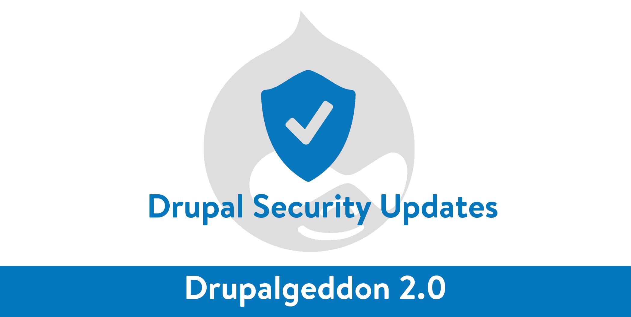 Administradores de Drupal: prepárense para un nuevo parche de emergencia para una vulnerabilidad crítica