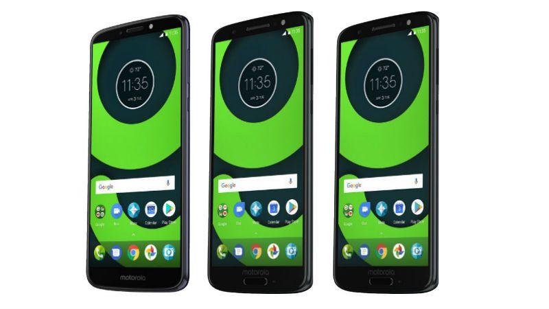 El video filtrado de Moto G6 Play revela el diseño antes del lanzamiento del 19 de abril