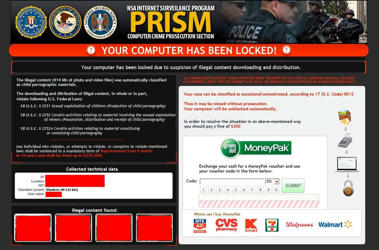 Ingeniero de Microsoft acusado en el caso Reveton Ransomware