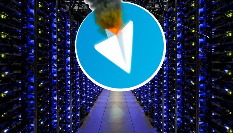 Telegram se cae en toda Europa por sobrecalentamiento en los servidores