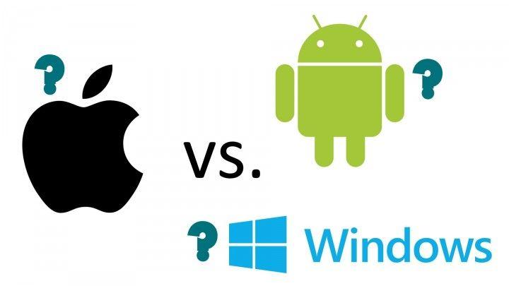 Windows 10, Android e iOS: preparándose para la próxima batalla de los ecosistemas