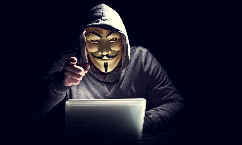 Miembro de Anonymous arrestado en Ohio