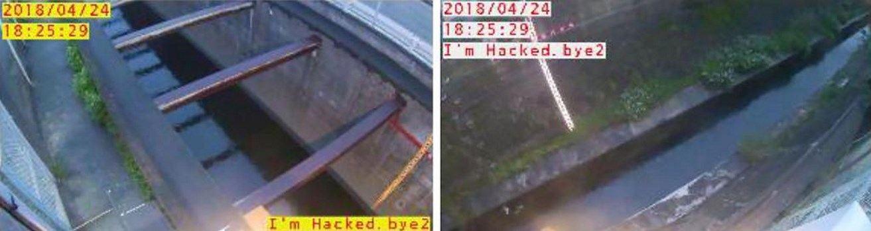 Los hackers hacen Deface a las cámaras de seguridad Canon en Japón