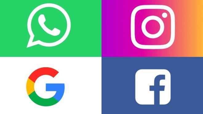 Google y Facebook acusados de violar las leyes GDPR