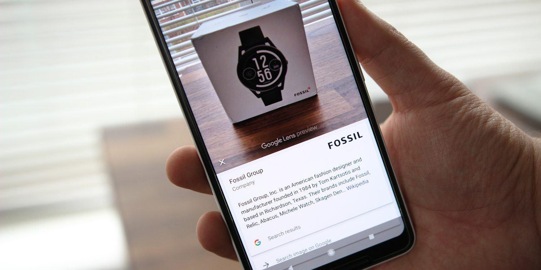 Google Lens se integra en otras aplicaciones  agregando selección de texto inteligente y resultados en tiempo real