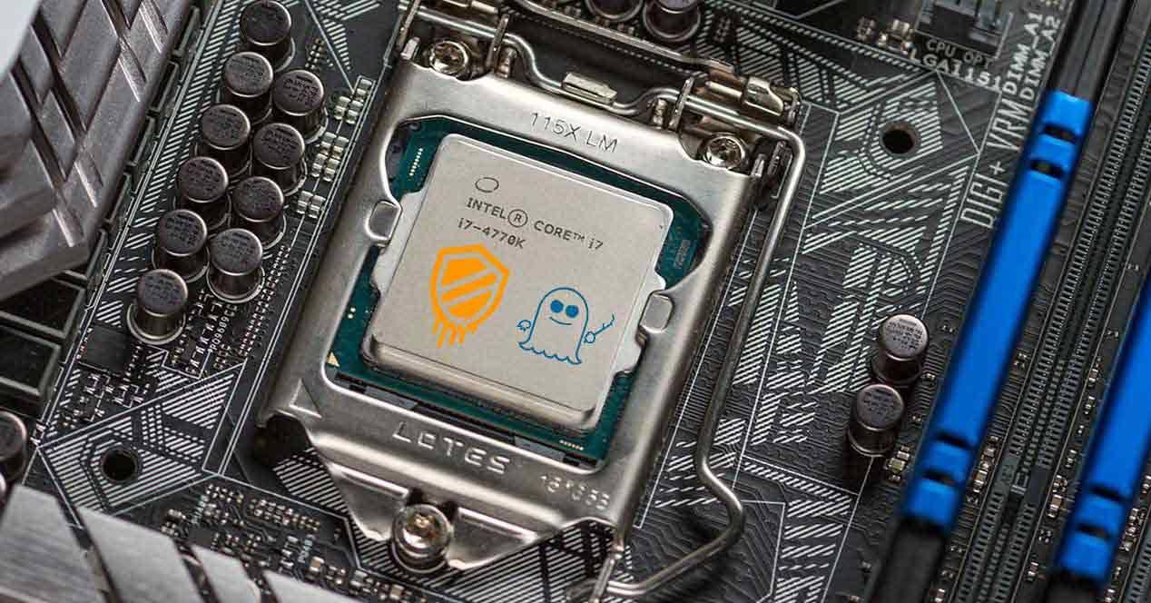 """Las CPU de Intel con """"defensas"""" para Spectre aún podrían ser perseguidas por una nueva variante"""