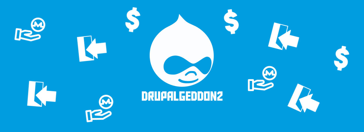 Más de 115000 sitios Drupal aún vulnerables al exploit Drupalgeddon2