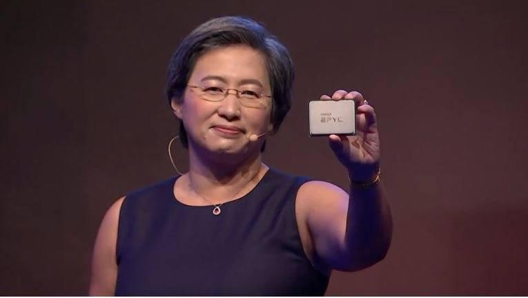 """AMD Zen 2 """"Rome"""" primeras muestras listas y el lanzamiento en 2019"""
