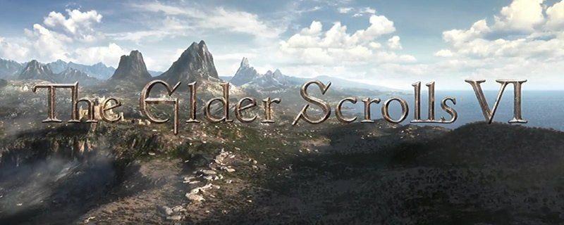 """#E3 2018: Se anuncia The Elder Scrolls VI, Probablemente será un juego de """"próxima generación"""""""