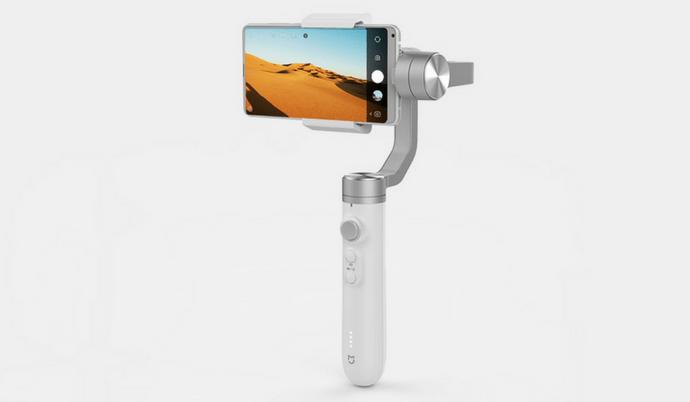 Xiaomi lanza 3-axis el Gimbal asequible para Smartphone con la batería 5000mAh