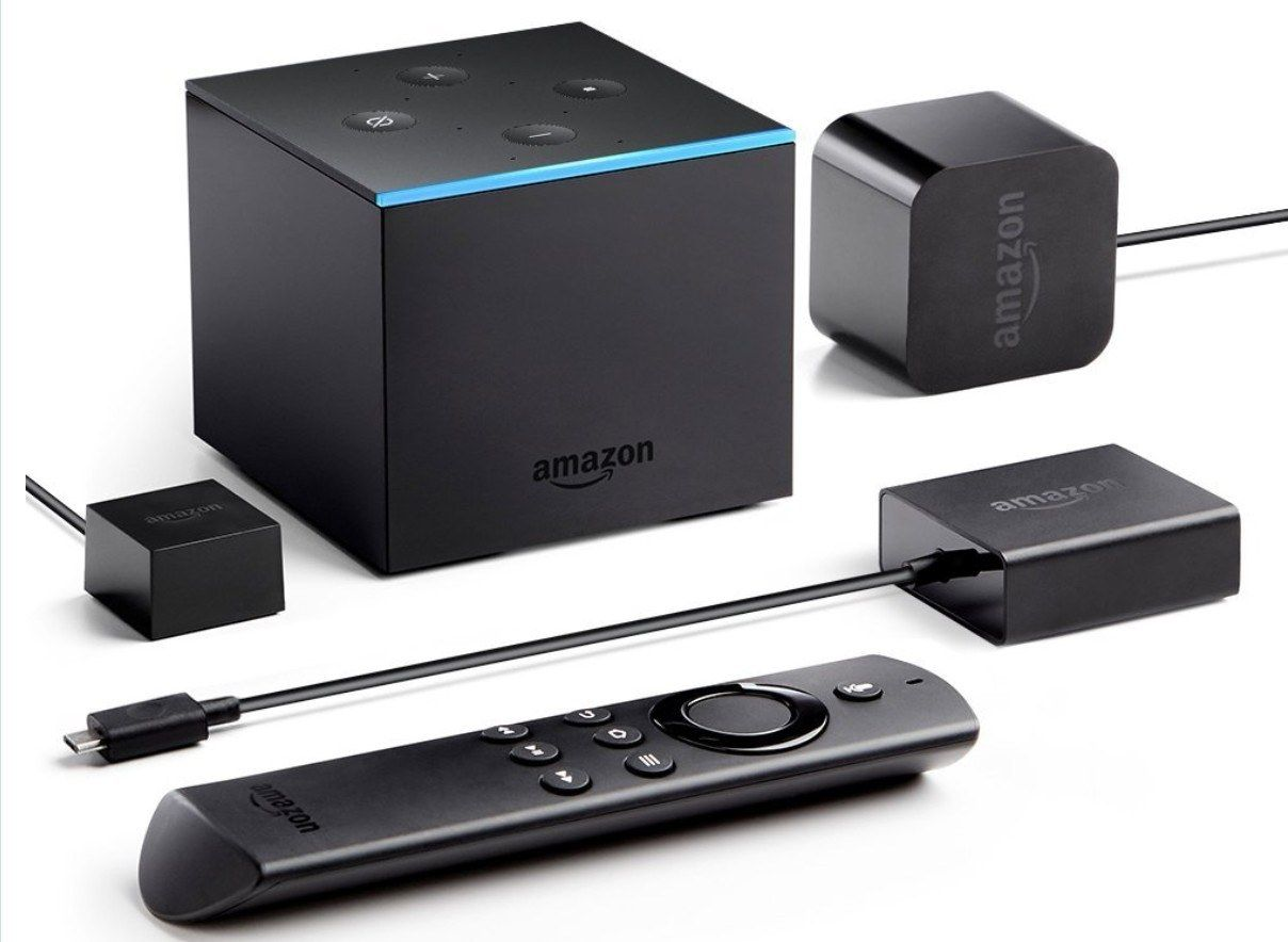 Amazon Fire TV Cube ya es oficial: un altavoz y un Fire TV todo en uno