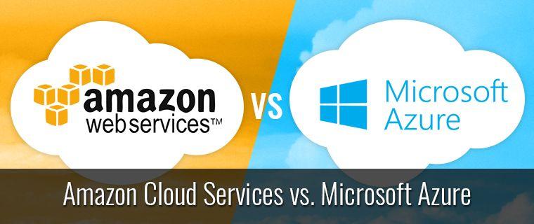 Amazon vs Microsoft: ¿Cómo obtener el mejor precio para IoT en la nube?