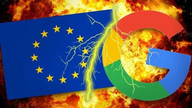 Google se enfrenta a una multa antimonopolio de la UE por Android