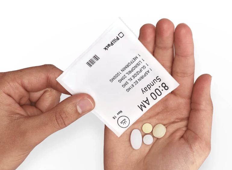 Amazon compra PillPack: una empresa de farmacia online que envía medicamentos prescritos a los pacientes