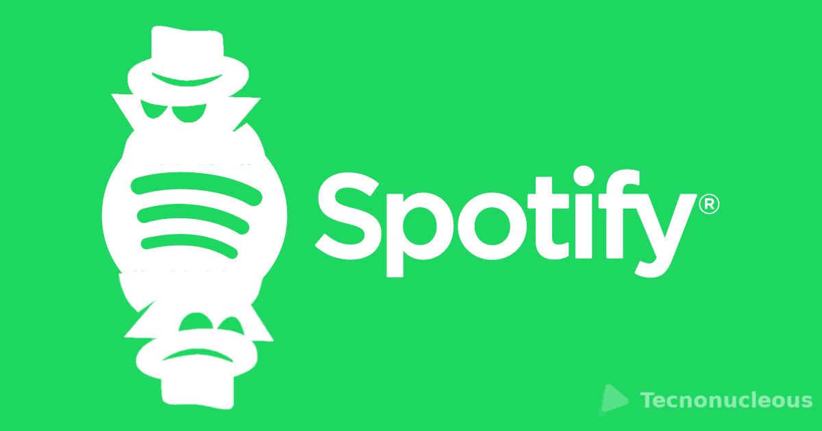 ¿Cómo descargar la información que Spotify guarda de nosotros?