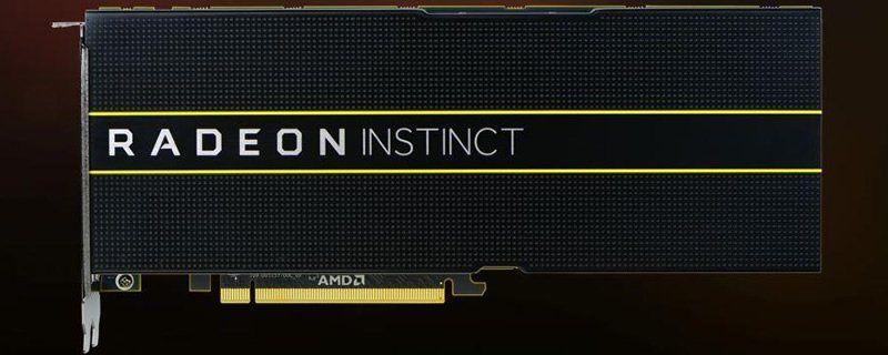Se rumorea que AMD lanzará su GPU Vega 20 de 7nm en Computex 2018
