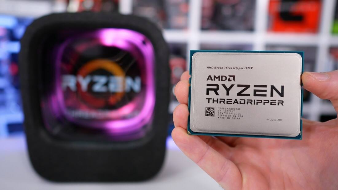 AMD Ryzen Threadripper 2990X: un monstruo de 32 núcleos