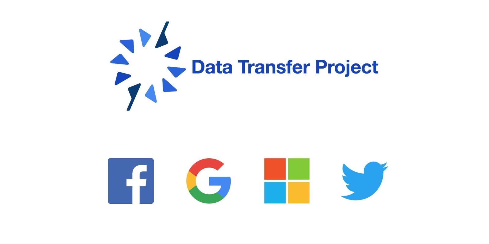 Facebook, Google, Microsoft y Twitter unen fuerzas para la protección de datos y la portabilidad