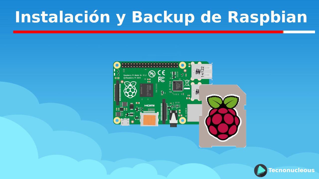Instalación y Backup de SO en Raspberry Pi