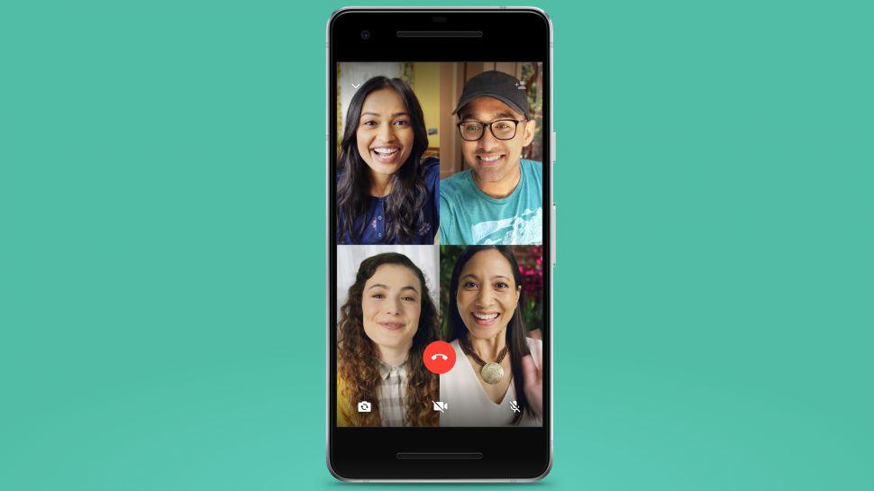Las llamadas grupales de WhatsApp ya están disponibles para Android e iOS