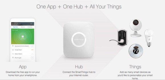 20 vulnerabilidades en SmartThings Hub de Samsung