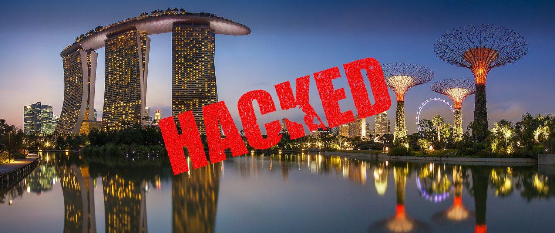 Singapur sufre una brecha de seguridad que afecta a 1,5 millones de pacientes