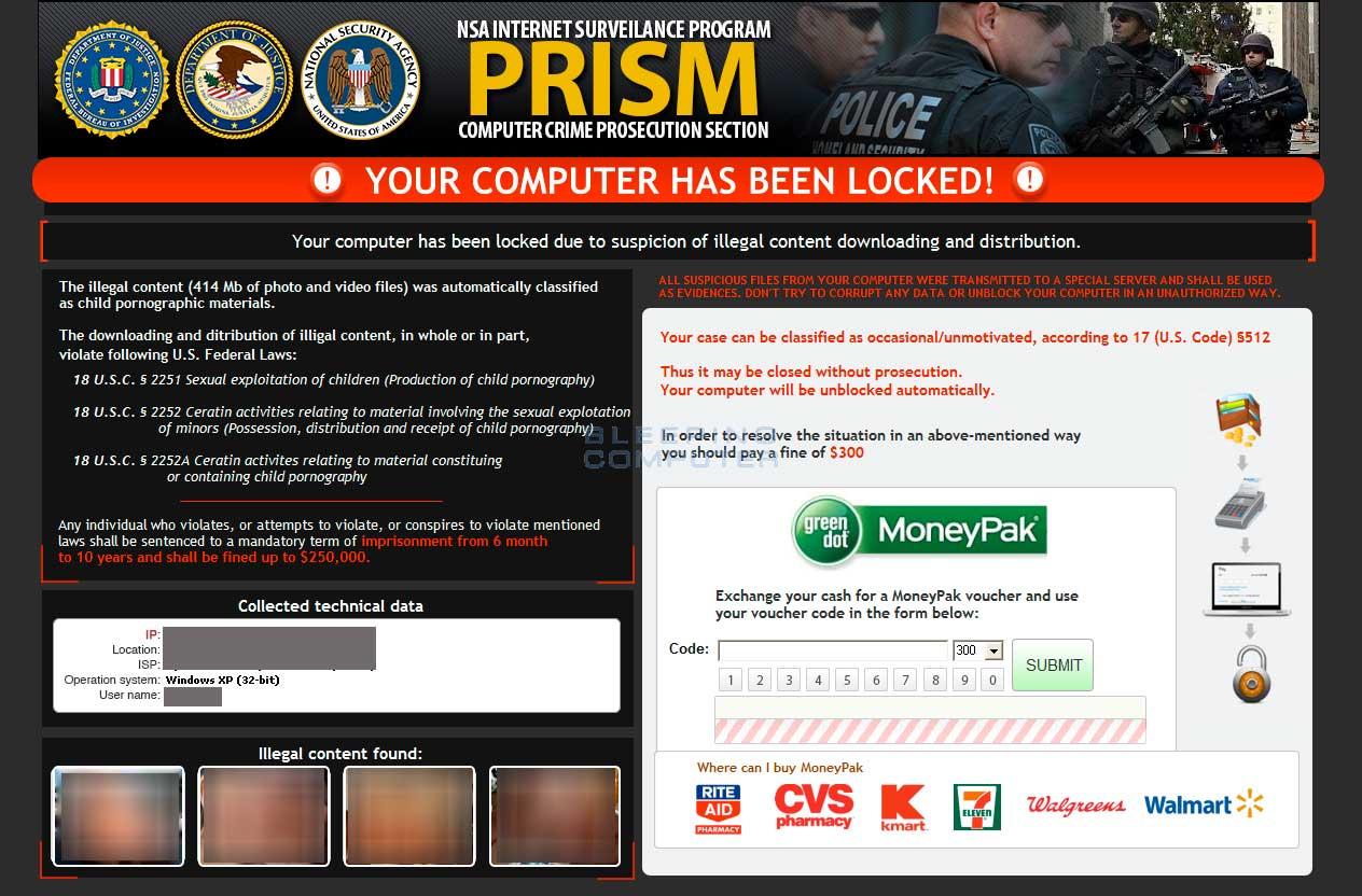 El ex ingeniero de Microsoft condenado a 18 meses de prisión por su participación en el Ransomware Reveton