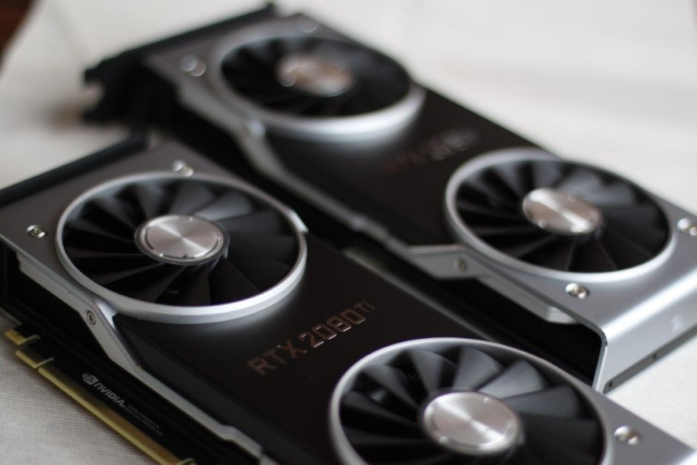 Nvidia GeForce RTX 2080 Ti vs Nvidia GeForce GTX 1080 Ti
