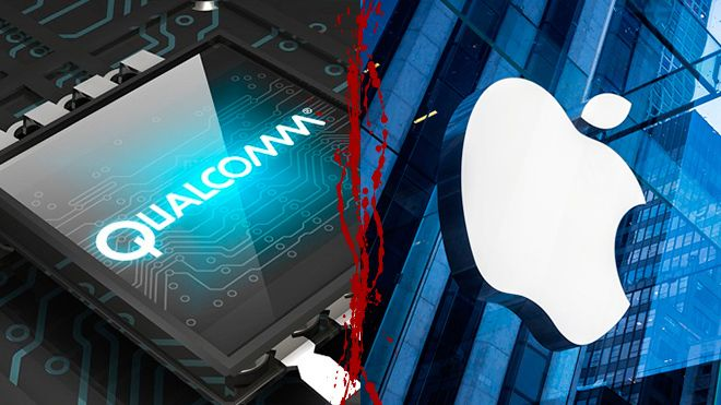 Qualcomm afirma que Apple robó secretos comerciales y que se los dio a Intel para mejorar los módem